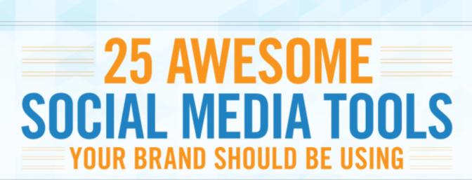 25 outils social media